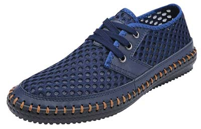 2. Mohem Men's Poseidon Mesh Walking Shoes