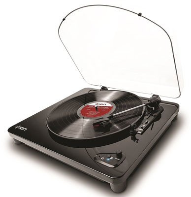 7. ION Audio Air LP Turntable