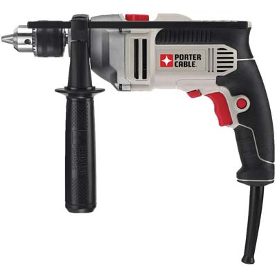 10. PORTER-CABLE PCE141 Power Corded Drill