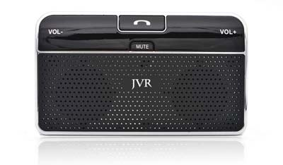 6. JVR Car Bluetooth Speakerphone