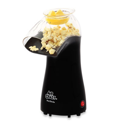 9. West Bend Air Crazy Hot Air Popcorn Popper