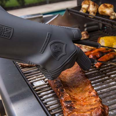 5. Spring Sale: Advanced Silicone Barbecue Gloves