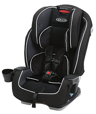 8. Graco Gotham Milestone Convertible Car Seat