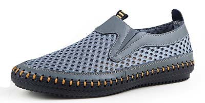 10. Mohem Men's Poseidon Slip-On Walking Shoes