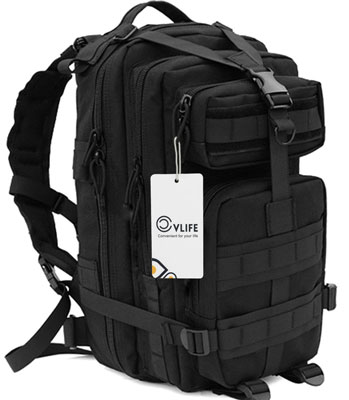 7. CVLIFE 30L Waterproof Hiking Backpack