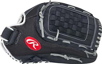 10. Rawlings Renegade Series Glove (Black)