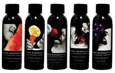6. Earthly Body Massage and Body Oil