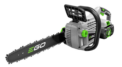 6. EGO Power+ 14-Inch Cordless Chainsaw