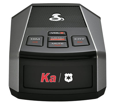 4. Cobra DSP9200BT Radar Detector