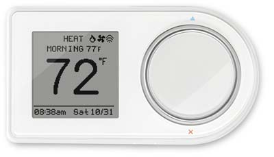 10. Lux Products GEO-WH WI-FI Thermostat