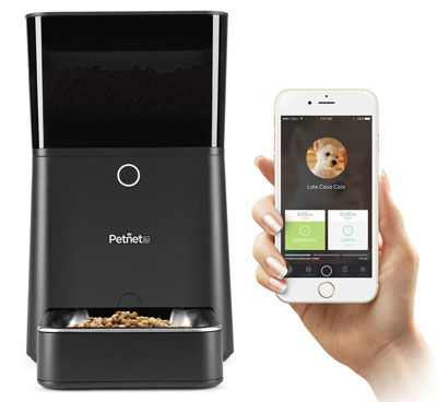 1. Petnet SmartFeeder Automatic Pet Feeder