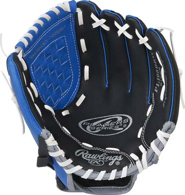 9. Rawlings Youth Players Series Baseball Glove