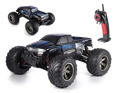 3. Hosim Remote Controlled Car