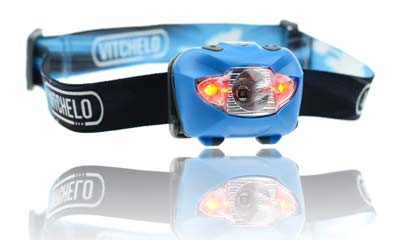 7. Brightest & Best Headlamp Flashlight