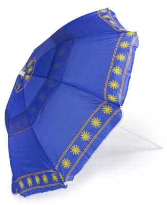 5. Cloud Nine Beach Umbrella