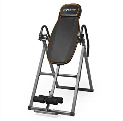 8. Invertio Inversion Table (Adjustable Folding)
