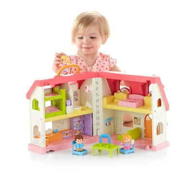 5. Fisher-Price Home