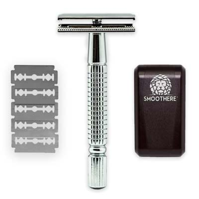 6. Smoothere Safety Razor Kit