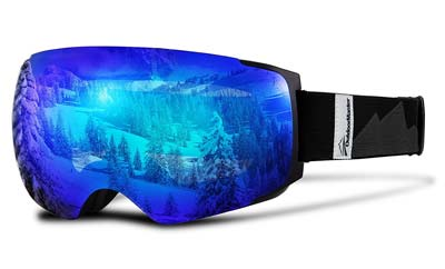 5. OutdoorMaster Ski Goggles