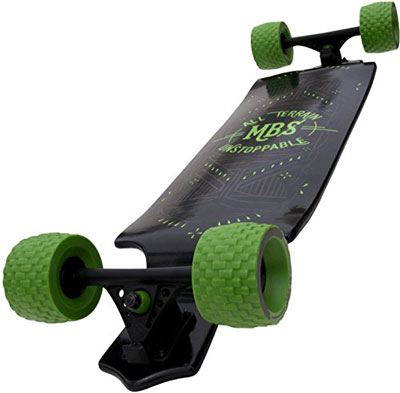 4. MBS All-Terrain Longboard