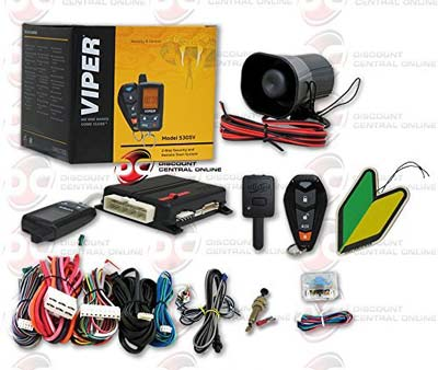 3. 2015 Viper 2-Way Car Alarm Security System