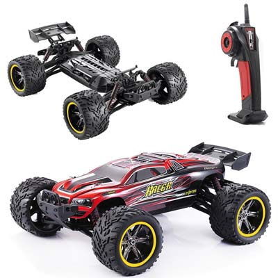 4. GPTOYS Remote Control Off Road Car