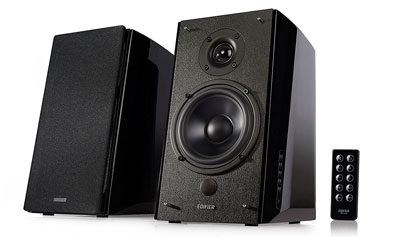 5. Edifier R2000DB Bluetooth Bookshelf Speakers