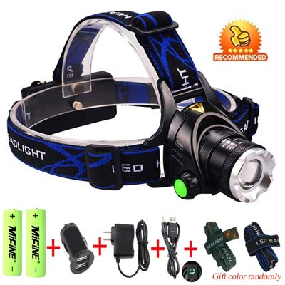 4. Mifine Waterproof LED Headlamp