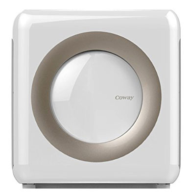 8. Coway White AP-1512HH Air Purifier