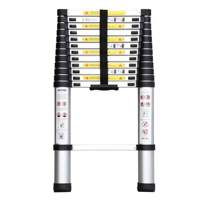 2. Ollieroo EN131 Telescopic Extension Ladder
