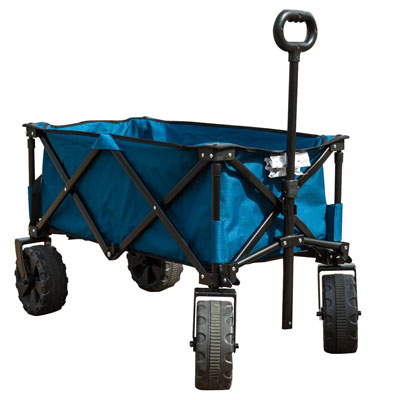 3. Timber Ridge Folding Wagon