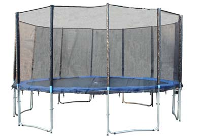 3. Exacme TUV Approved Trampoline