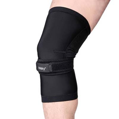 7. Wsky Knee Sleeve Support