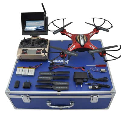 10. Potensic RC Quadcopter