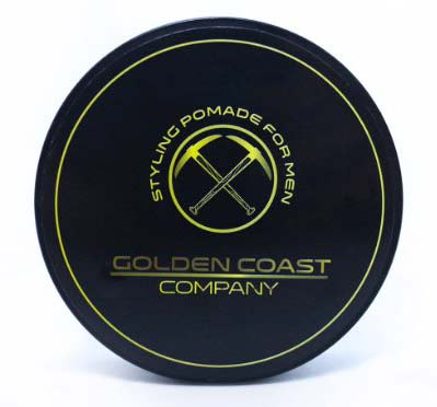 10. GOLDEN COAST COMPANY Styling Pomade