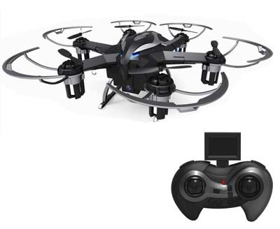 3. Vinciph RC Quadcopter
