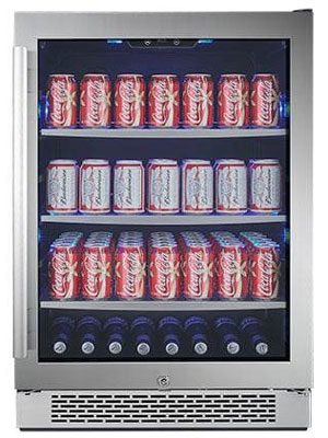 6. Avallon 152 Can Beverage Cooler (ABR241SGRH)