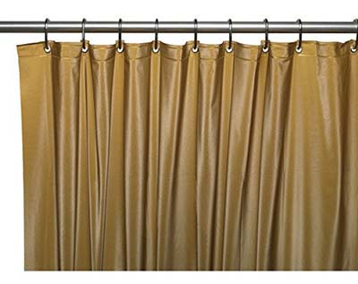 7. United Linens Shower Curtain