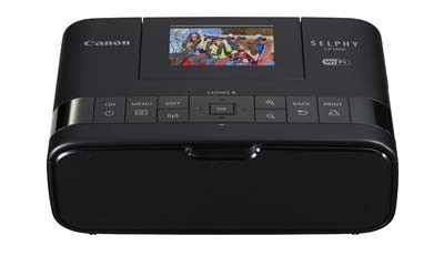 4. Canon Selphy CP1200 Photo Printer