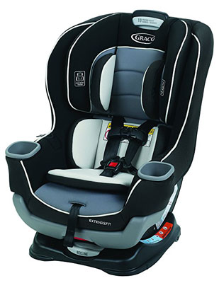 3. Graco Gotham Extend2Fit Car Seat