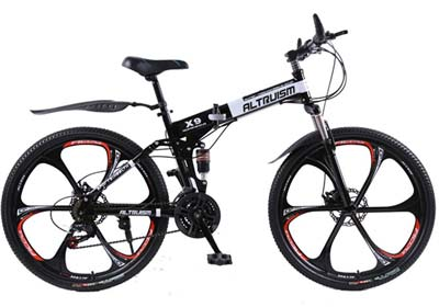 Best Mountain Bikes >> Top 10 Best Folding Mountain Bikes In 2019 Reviews