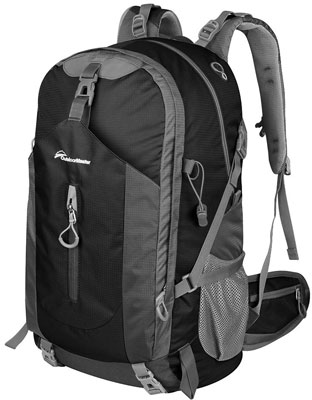 2. OutdoorMaster 50L Waterproof Hiking Backpack