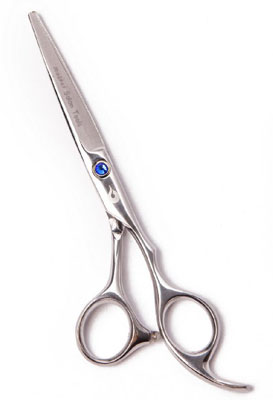 9. Mosher Salon Tools 6.0-Inch Handle Scissors
