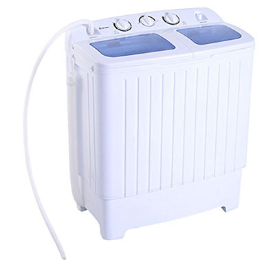 1. Giantex Portable Washing Machine Washer Spin Dryer