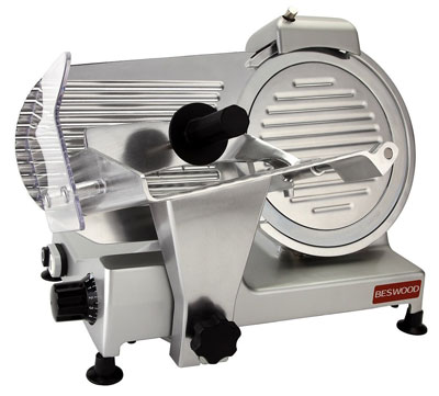 5. BESWOOD BESWOOD250 Electric Food Slicer