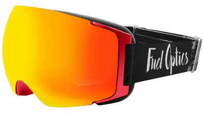 3. Fuel Optics Ski and Snowboard Goggles