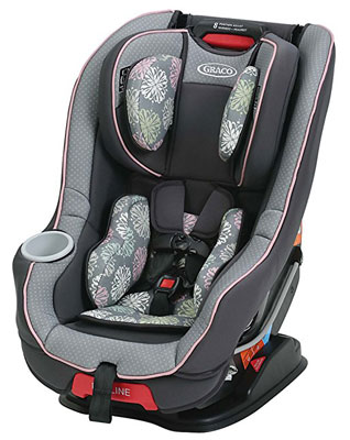 2. Graco Addison Size4Me Convertible Car Seat