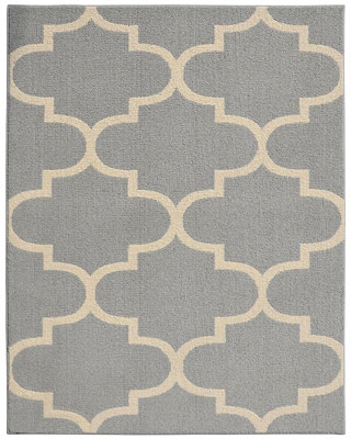 "8. Garland Rug 8 x 10"" Large Area Rug"
