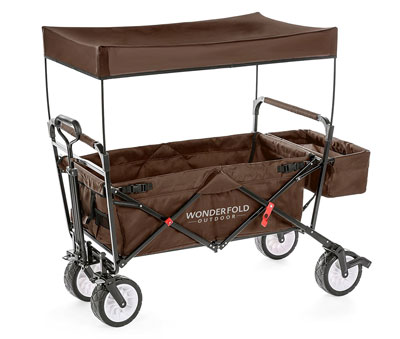 6. Everyday Sports Portable Folding Wagon