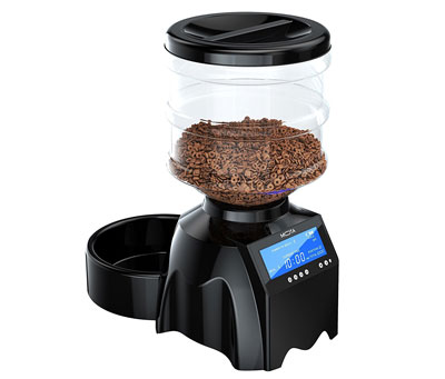 9. MOTA V2 Automatic Pet Food Dispenser